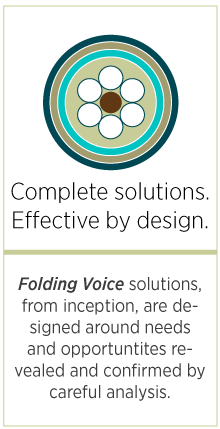 Information Graphic: Complete solutions. Effective by design.
